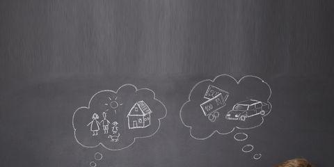 Blackboard, Chalk, Wall, Gesture, Conversation, Room, Photography, Illustration, Teacher, Art,