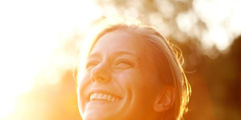 People in nature, Face, Facial expression, Sunlight, Backlighting, Light, Beauty, Skin, Head, Nose,
