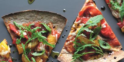 Lorraine Pascales Tortilla Pizza Recipe