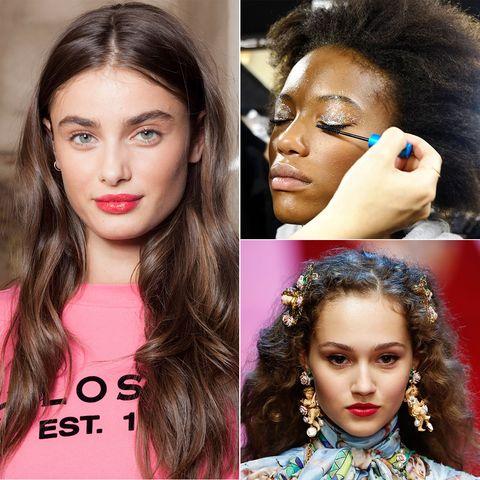 Hair, Face, Lip, Eyebrow, Hairstyle, Beauty, Cheek, Nose, Chin, Skin,