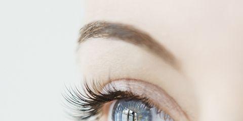 Eyebrow, Eyelash, Eye, Face, Skin, Organ, Cosmetics, Close-up, Iris, Beauty,