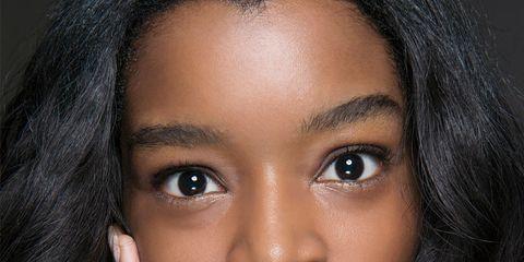 Face, Hair, Lip, Eyebrow, Skin, Cheek, Forehead, Nose, Beauty, Chin,