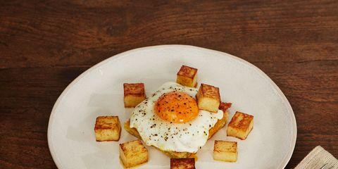 Cuisine, Dish, Food, Ingredient, Breakfast, Vegetarian food, Plate, Meal, Recipe, Comfort food,