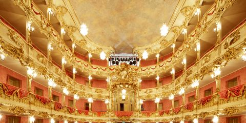 Auditorium, Theatre, Concert hall, heater, Opera house, Building, Movie palace, Performing arts center, Function hall, Stage,