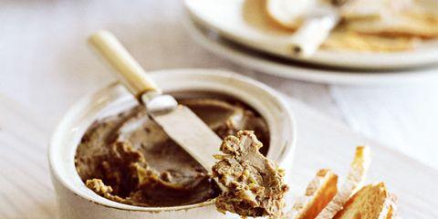 Food, Wood, Cuisine, Ingredient, Dish, Dishware, Breakfast, Finger food, Plate, Hardwood,