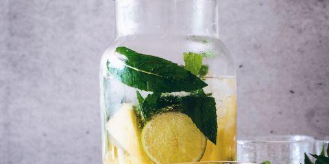 Drink, Food, Ingredient, Juice, Mojito, Lemonade, Smoothie, Fizz, Fruit, Non-alcoholic beverage,