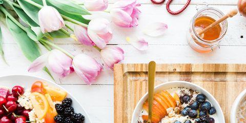 Dish, Food, Fruit salad, Cuisine, Meal, Ingredient, Brunch, Superfood, Salad, Breakfast,