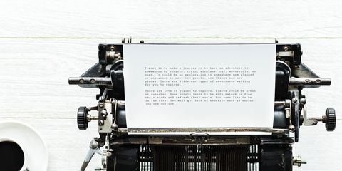 Typewriter, Office equipment, Office supplies, Electronics, Technology, Font, Printing,
