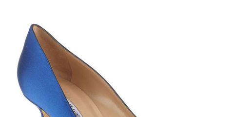 Footwear, High heels, Blue, Cobalt blue, Court shoe, Shoe, Basic pump, Bridal shoe, Electric blue, Dress shoe,