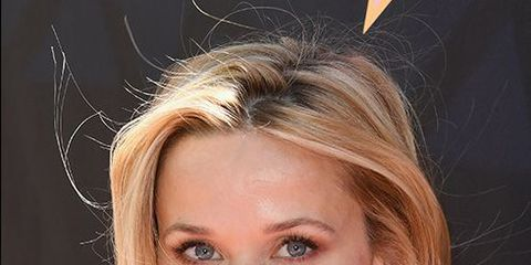 Hair, Face, Hairstyle, Blond, Eyebrow, Chin, Beauty, Forehead, Layered hair, Lip,