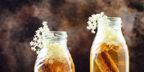 Honey, Food, Drink, Anise, Plant, Still life photography, Cinnamon,