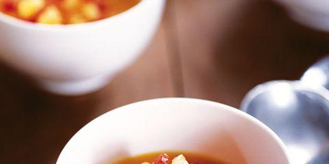 Food, Cuisine, Ingredient, Dish, Tableware, Recipe, Bowl, Spoon, Serveware, Stew,