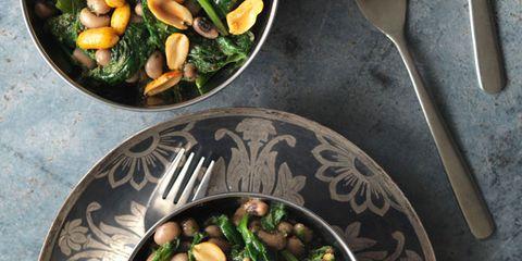 Food, Ingredient, Produce, Dishware, Tableware, Bowl, Vegetable, Kitchen utensil, Recipe, Whole food,