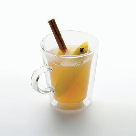 Apple bob gin cocktail