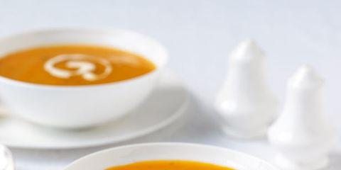 Serveware, Drinkware, Ingredient, Food, Dishware, Tableware, Cup, Orange, Dish, Peach,