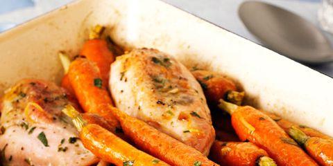 Food, Ingredient, Root vegetable, Carrot, Dish, Meal, Dishware, Produce, Recipe, Tableware,