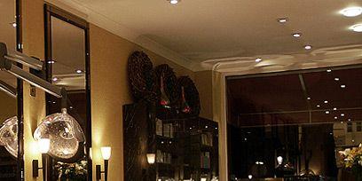 Lighting, Office chair, Floor, Room, Flooring, Ceiling, Interior design, Hardwood, Wood flooring, Light fixture,