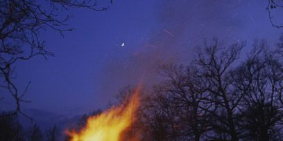 Atmosphere, Heat, Bonfire, Ecoregion, Atmospheric phenomenon, Fire, Astronomical object, Flame, Space, Geological phenomenon,