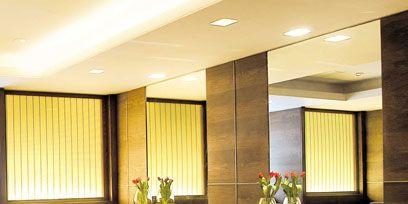 Lighting, Floor, Flooring, Interior design, Room, Furniture, Chair, Interior design, Hardwood, Ceiling,