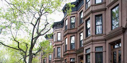 Stairs, Window, Neighbourhood, Building, Town, Apartment, House, Iron, Handrail, Sidewalk,