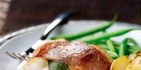 Food, Cuisine, Ingredient, Dish, Dishware, Meat, Tableware, Recipe, Serveware, Garnish,
