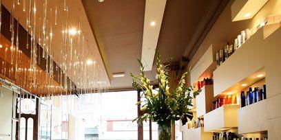 Lighting, Interior design, Ceiling, Serveware, Interior design, Dishware, Light fixture, Lobby, Hall, Houseplant,