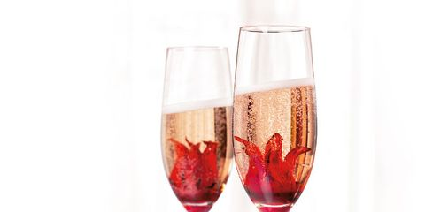 Drinkware, Stemware, Glass, Wine glass, Barware, Drink, Tableware, Red, Alcoholic beverage, Champagne stemware,