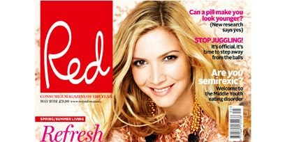 Lip, Hairstyle, Eye, Eyebrow, Eyelash, Facial expression, Style, Publication, Beauty, Advertising,