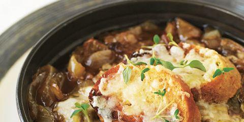 Food, Cuisine, Dish, Recipe, Meat, Ingredient, Soup, Spoon, Comfort food, Stew,