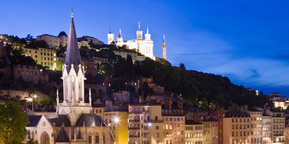 Night, Reflection, Waterway, Landmark, Spire, Channel, Lake, Steeple, Tourist attraction, Place of worship,