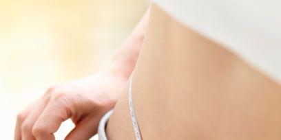 Finger, Skin, Joint, Undergarment, Waist, Abdomen, Wrist, Stomach, Swimsuit bottom, Trunk,
