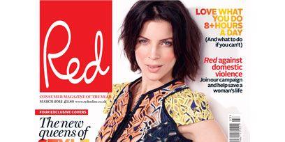 Hairstyle, Font, Advertising, Eyelash, Publication, Magazine, Black hair, Youth, Poster, Fashion model,