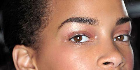 Finger, Lip, Cheek, Brown, Skin, Hairstyle, Forehead, Eyelash, Eyebrow, Nail,