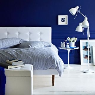 All-white bedrooms | Bedroom Colour Scheme Ideas | Interiors