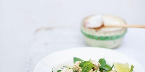 Quick Thai Green Chicken Curry