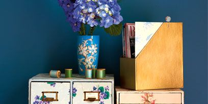 Wood, Drawer, Sideboard, Teal, Turquoise, Wood stain, Still life photography, Artifact, Cabinetry, Vase,