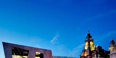 Reflection, Evening, Dusk, Tourist attraction,