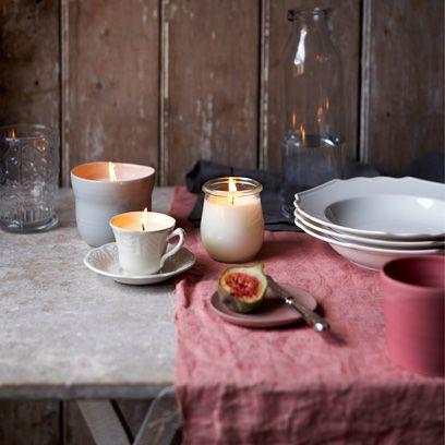 make candles at home