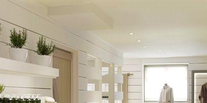 Interior design, Floor, Flooring, Room, Wall, Ceiling, Interior design, Fixture, Shelving, Tile,