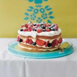 Food, Cuisine, Dish, Dessert, Baked goods, Cream, Whipped cream, Ingredient, Frozen dessert, Meringue,
