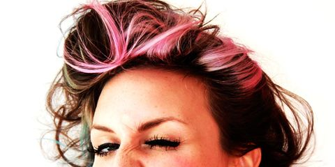 Lip, Mouth, Hairstyle, Chin, Forehead, Earrings, Eyebrow, Eyelash, Style, Jewellery,