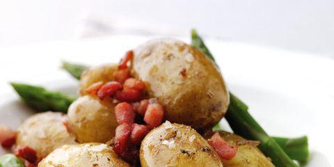Food, Dishware, Ingredient, Tableware, Serveware, Produce, Root vegetable, Dish, Meal, Plate,
