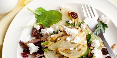 Food, Dishware, Cuisine, Leaf vegetable, Dish, Serveware, Salad, Tableware, Ingredient, Plate,