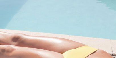 Human leg, Joint, Swimsuit bottom, Swimwear, Summer, Undergarment, Bikini, Swimsuit top, Thigh, Muscle,