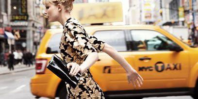 Yellow, Land vehicle, Camouflage, Sleeve, Street, Car, Style, Street fashion, Pattern, Military camouflage,