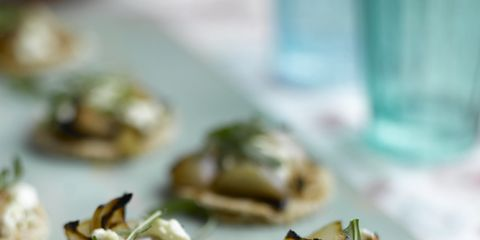 Food, Finger food, Canapé, Ingredient, Serveware, Culinary art, Recipe, Dish, Cuisine, Garnish,