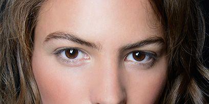 Face, Nose, Lip, Cheek, Mouth, Brown, Hairstyle, Skin, Eye, Chin,