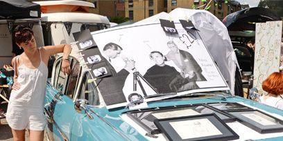 Vehicle, Classic car, Car, Grille, Hood, Automotive exterior, Classic, Sandal, Antique car, Bumper,