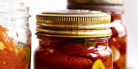 Food, Preserved food, Food storage containers, Ingredient, Mason jar, Canning, Pickling, Produce, Achaar, Fruit preserve,