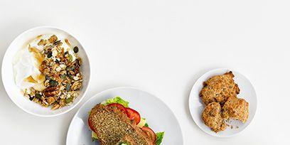 Food, Cuisine, Ingredient, Recipe, Dish, Produce, Vegetarian food, Meal, Bowl, Finger food,